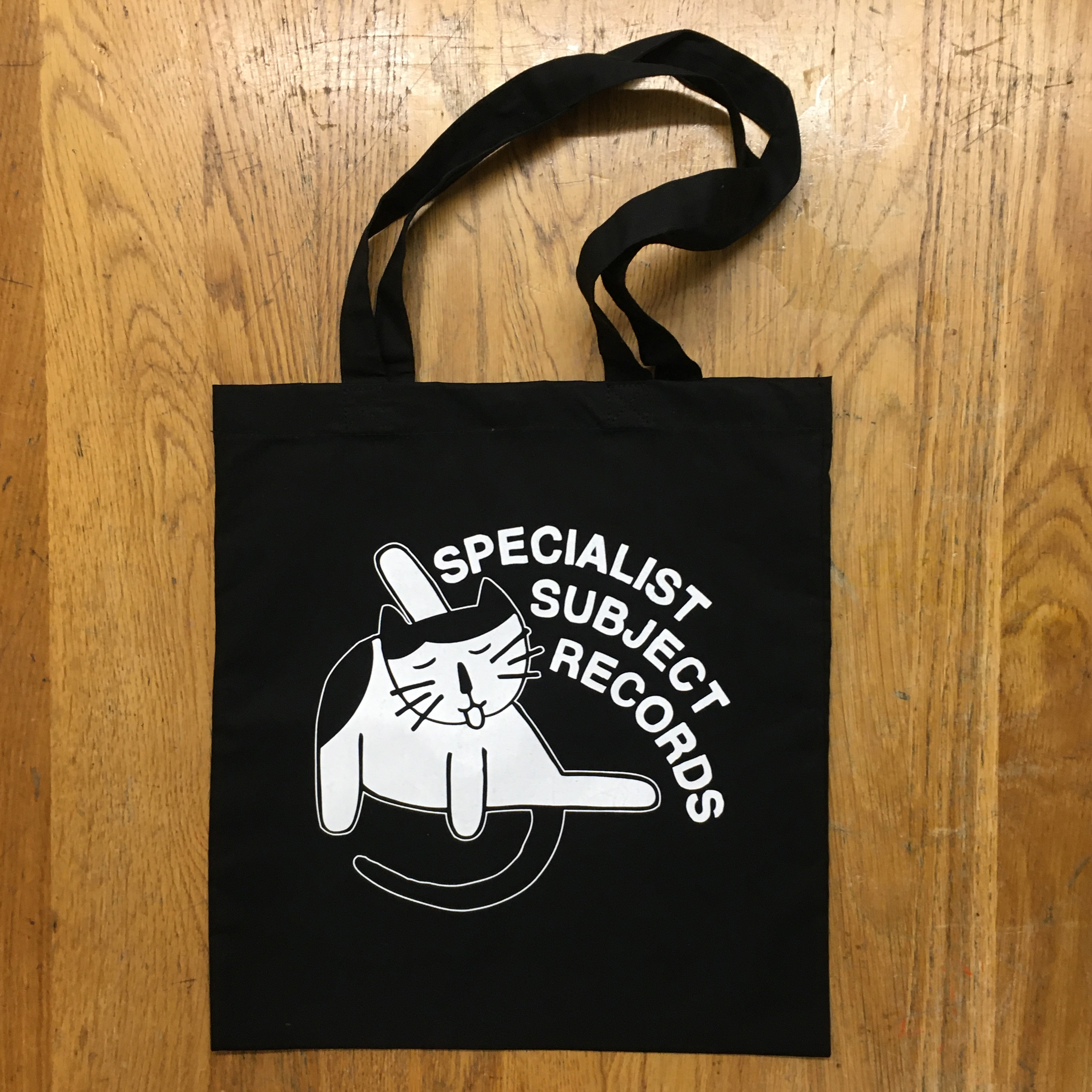 Specialist Subject Domino Tote Bag