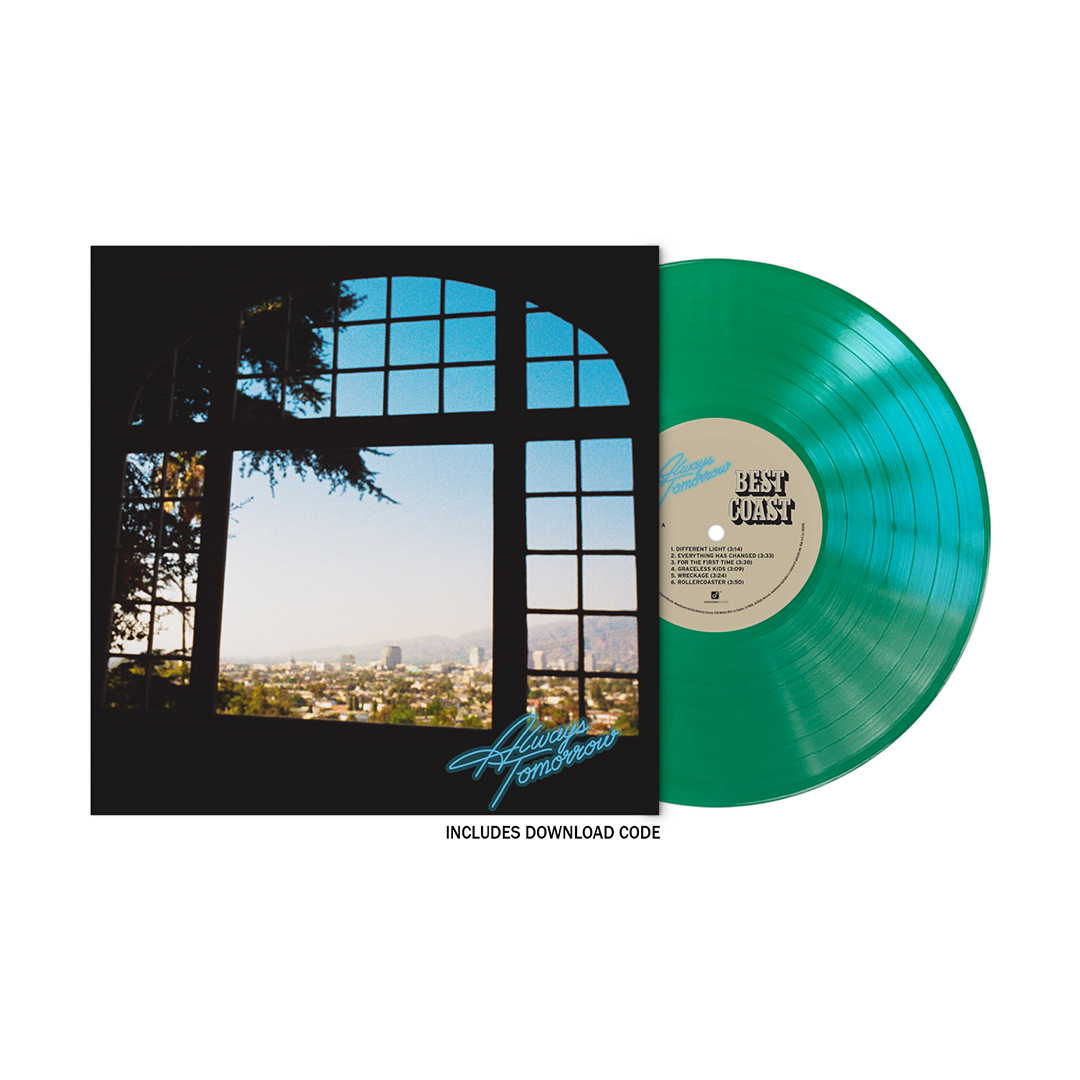 Signed CD or Signed Evergreen Vinyl LP Merch Essentials Bundle
