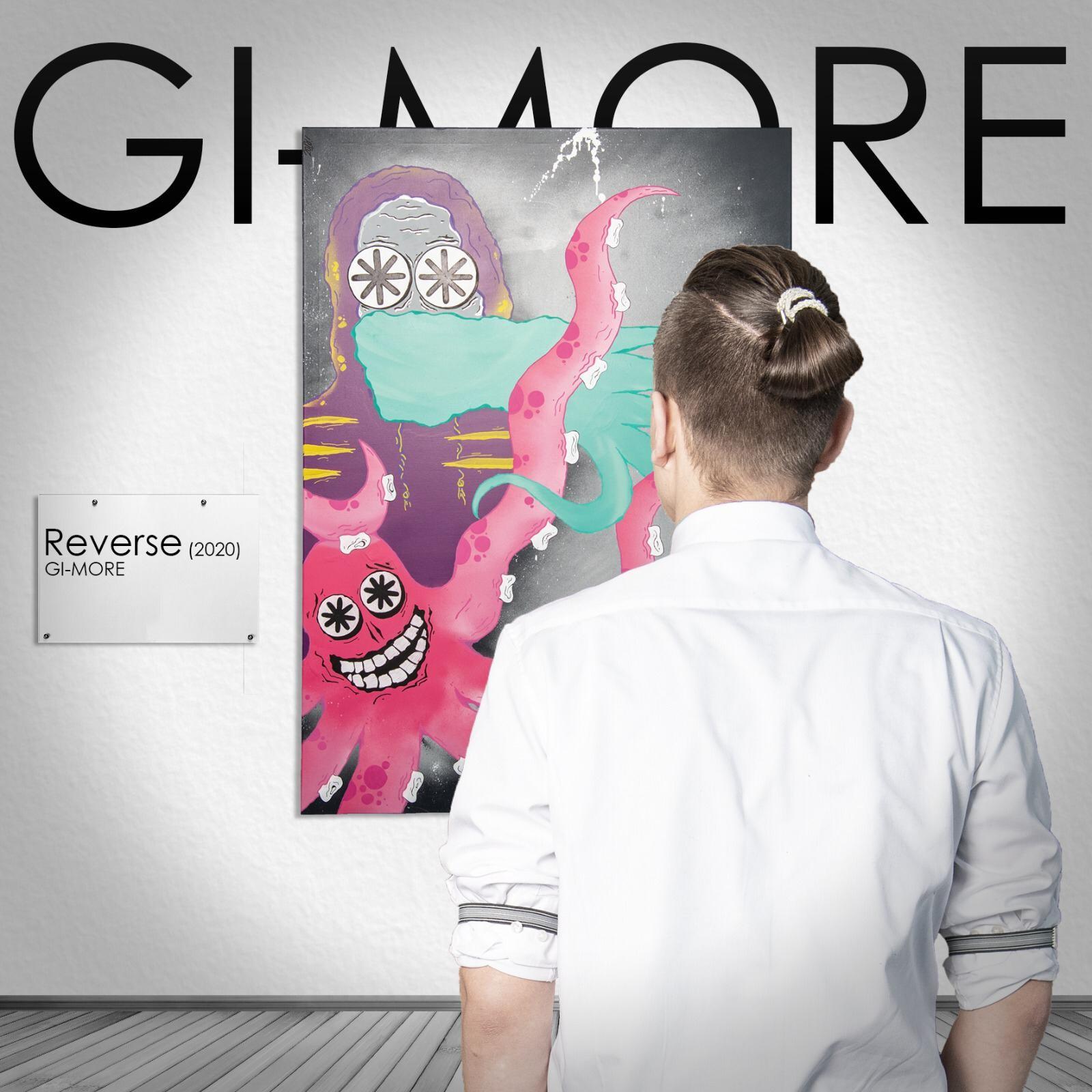 Reverse - signed album