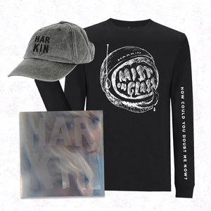 'Harkin' LP/CD + Cap + Long Sleeve