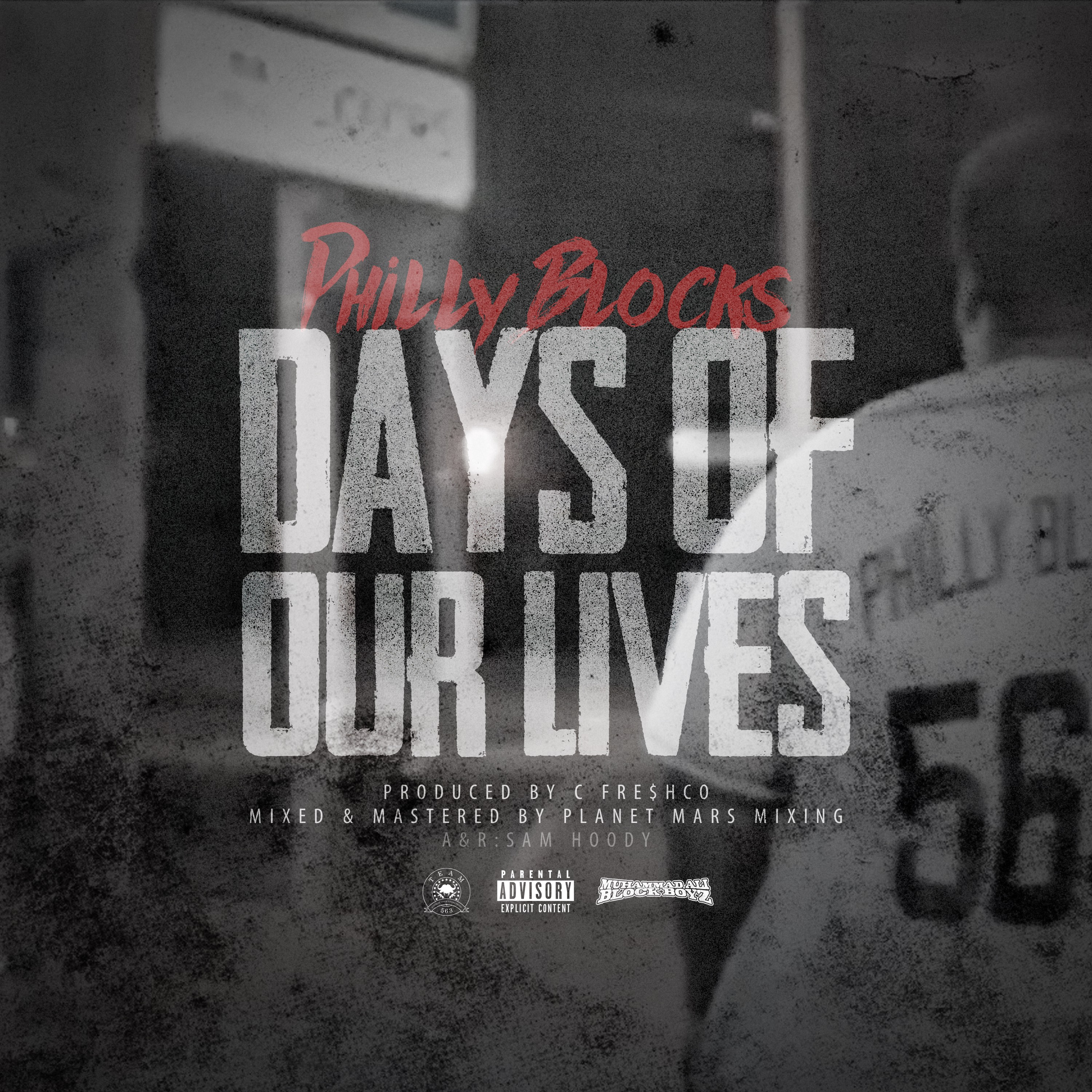 Philly Blocks - Day of Our Lives