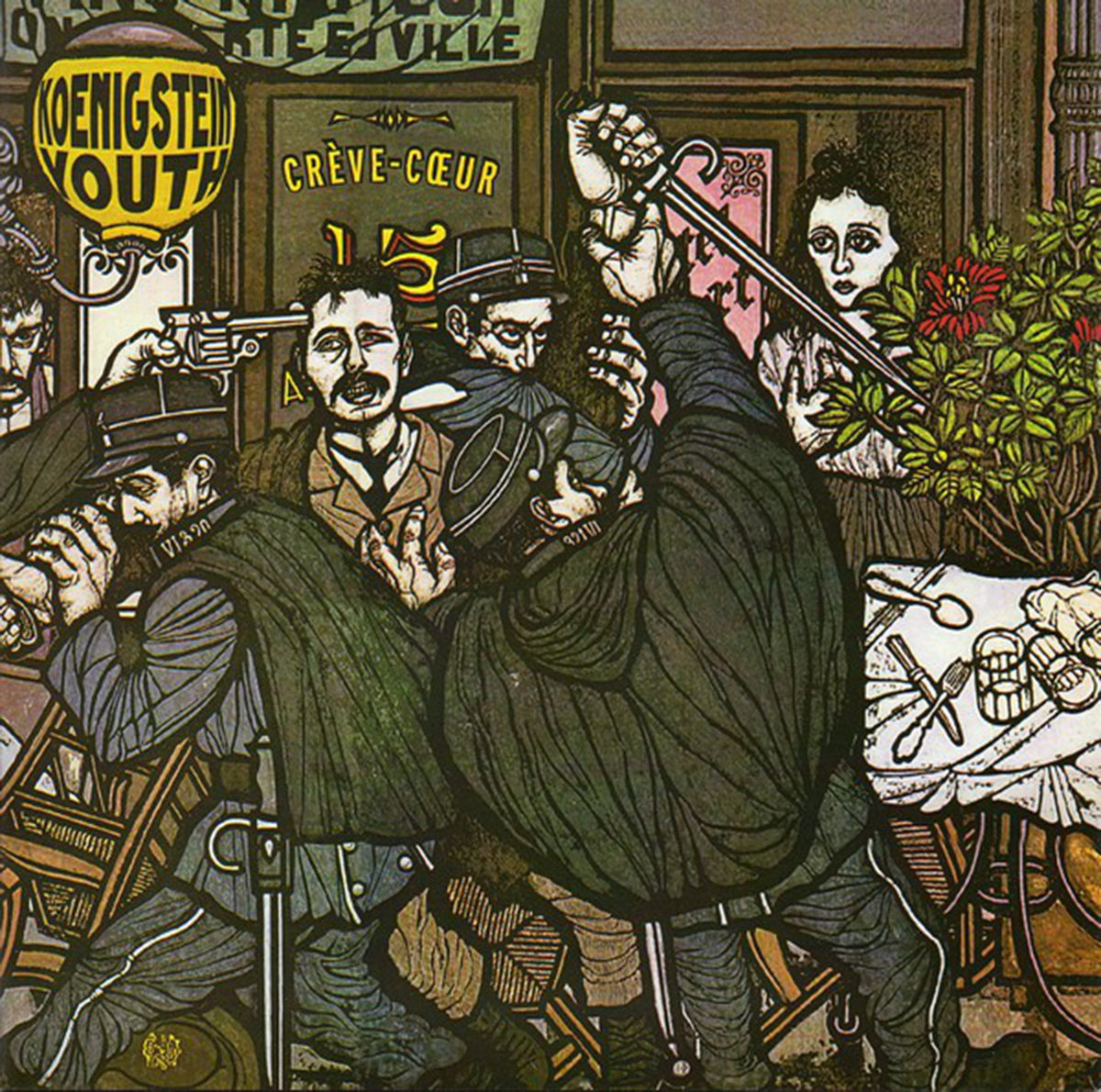 Koenigstein Youth - Crève Coeur