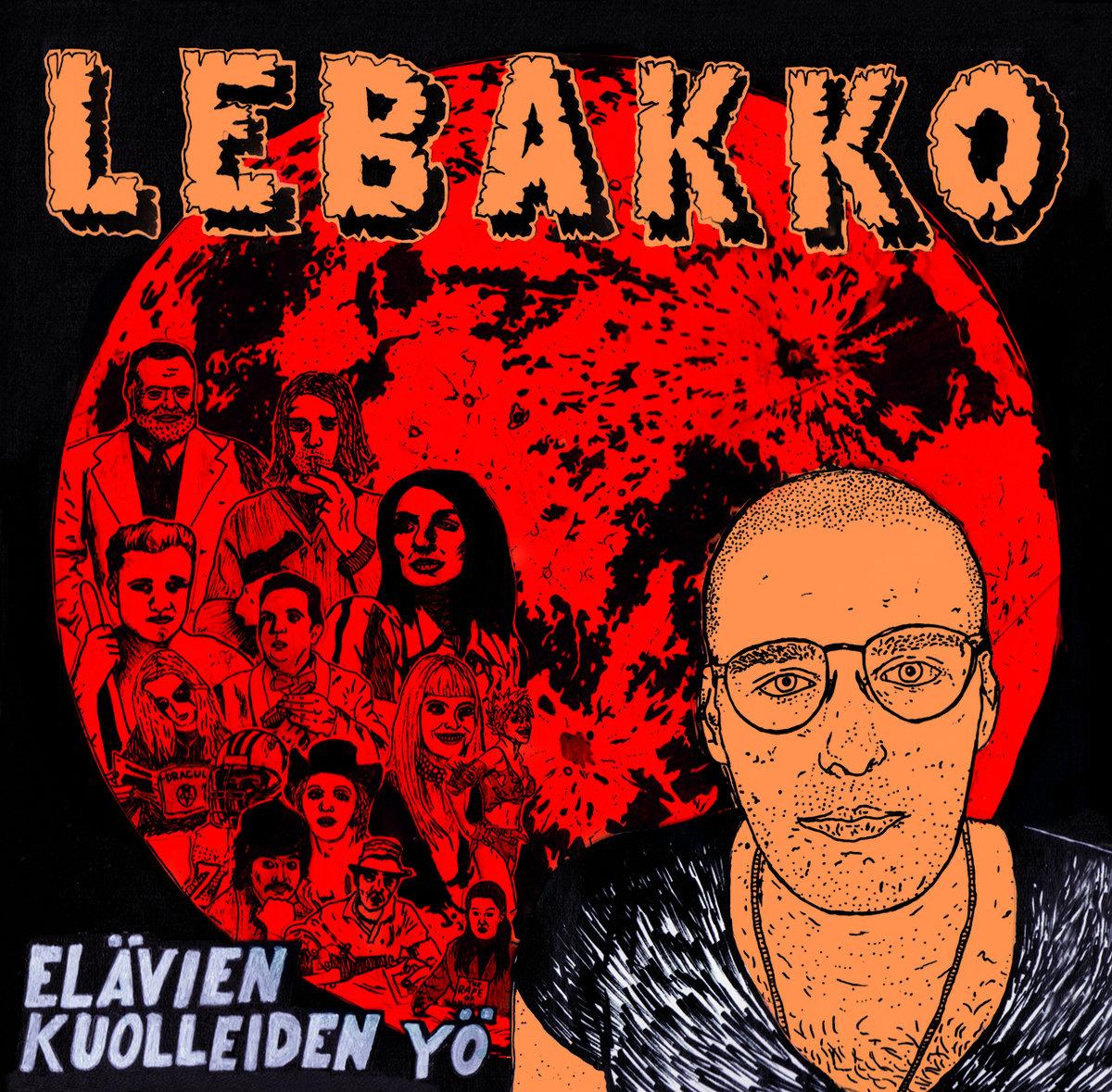 Lebakko - Elävien kuolleiden yö