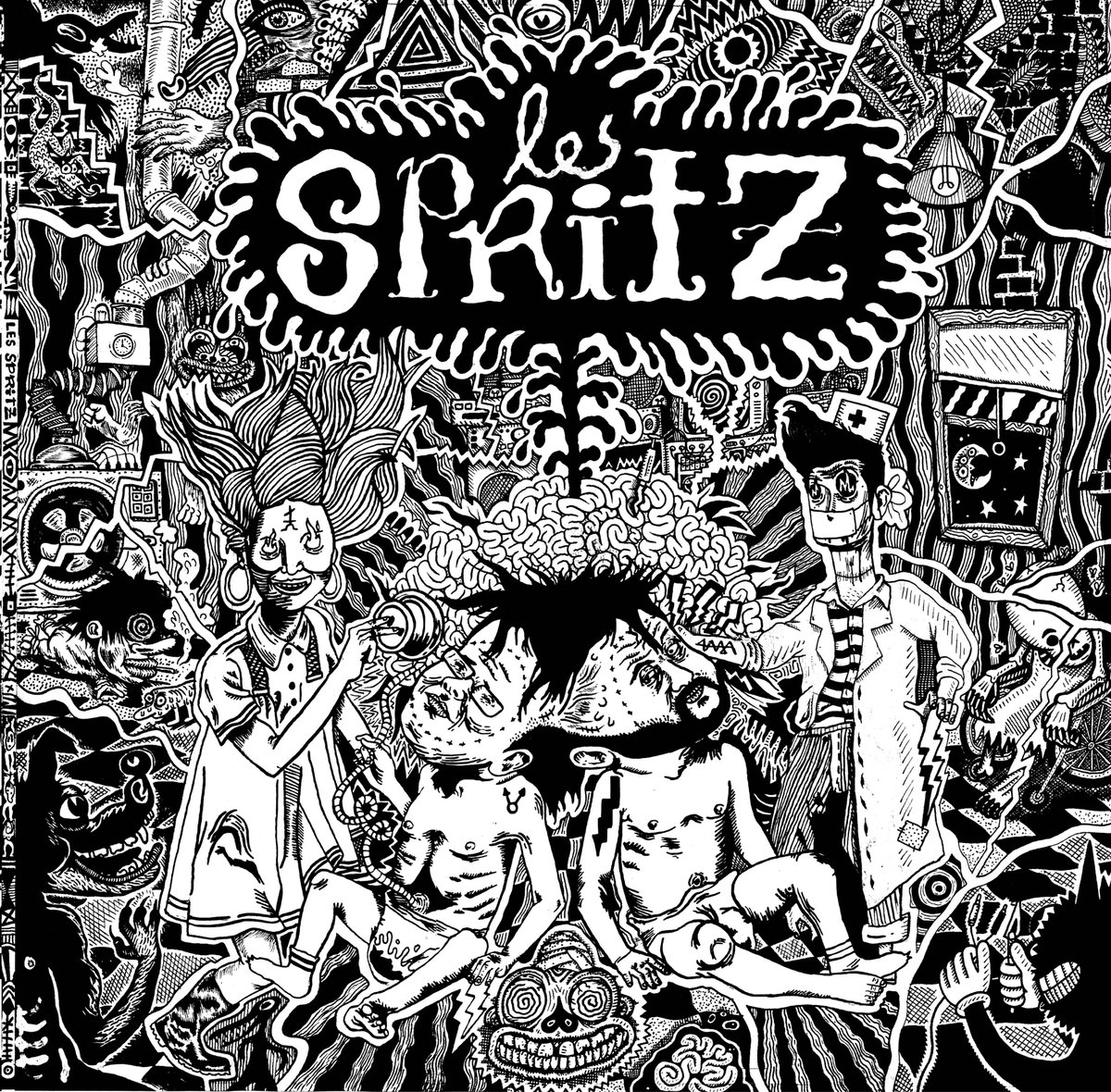 Les Spritz - Les Spritz