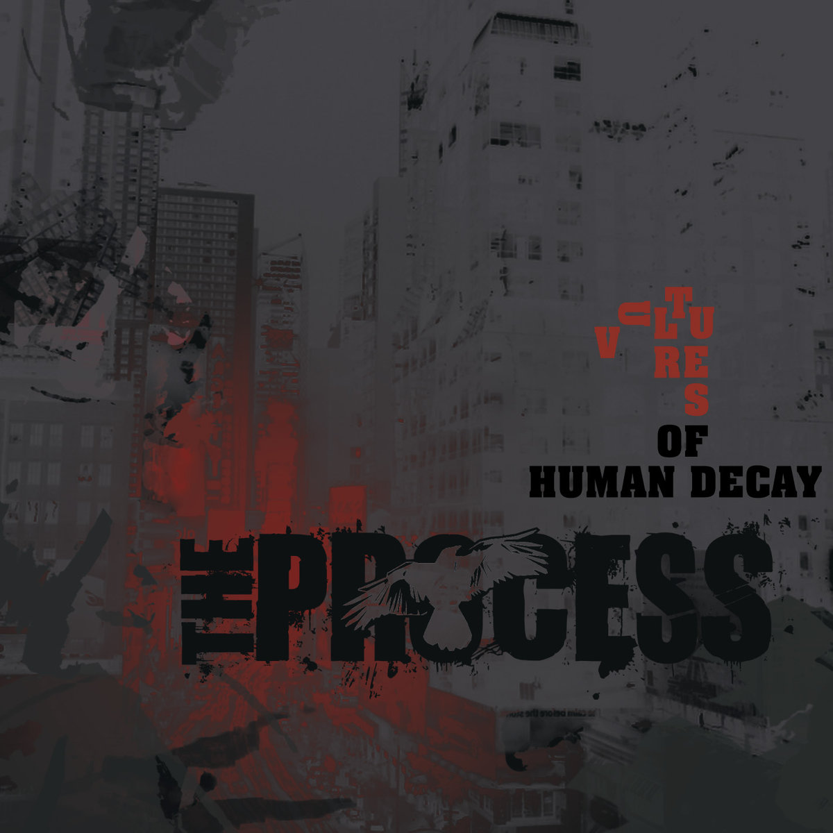 The Process - Vultures Of Human Decay