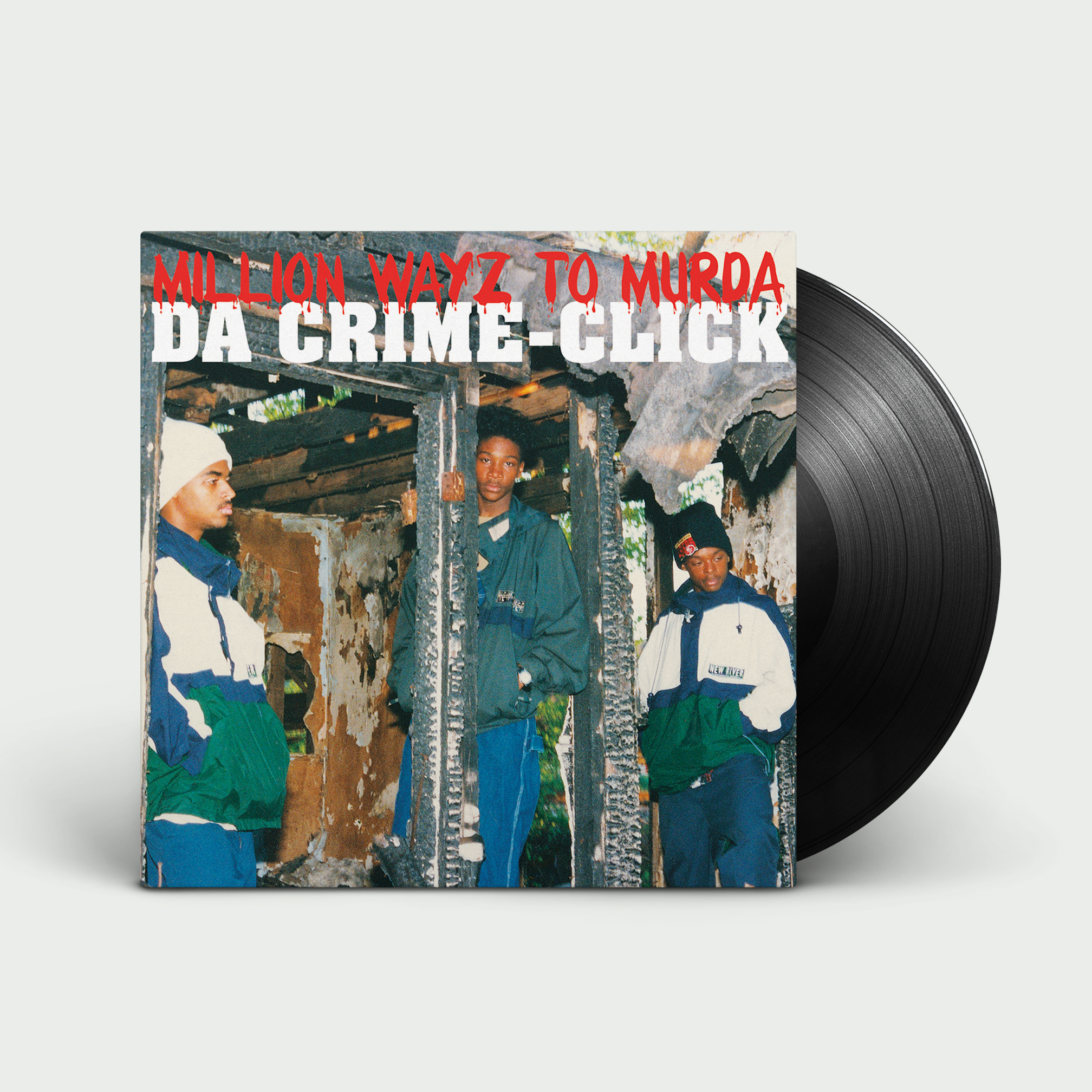 Da Crime Click - Million Wayz To Murda (Remastered)