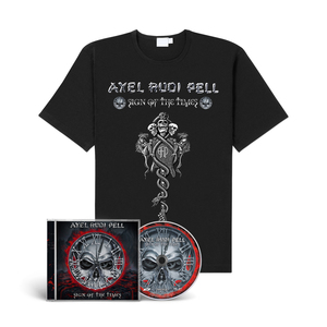 Axel Rudi Pell - Sign Of The Times (Jewel Case-CD+Shirt