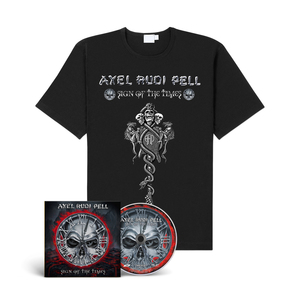Axel Rudi Pell - Sign Of The Times (Digipak-CD+Shirt