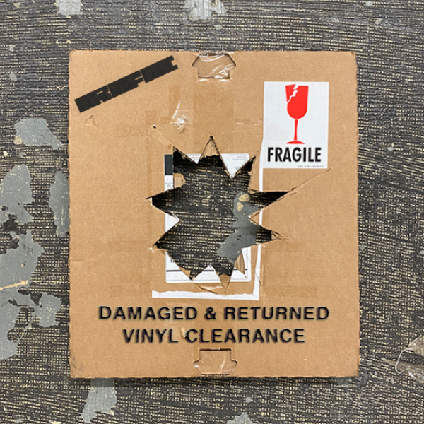 RFC Clearance: Damaged & Returned Vinyl *Markdown*