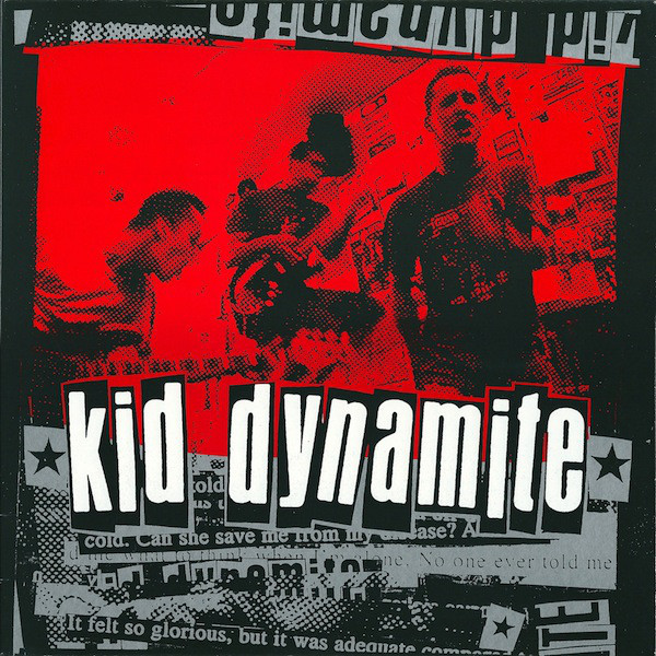 Kid Dynamite - S/T LP