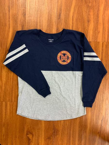 Hot Mulligan Merch - University Jersey Long Sleeve