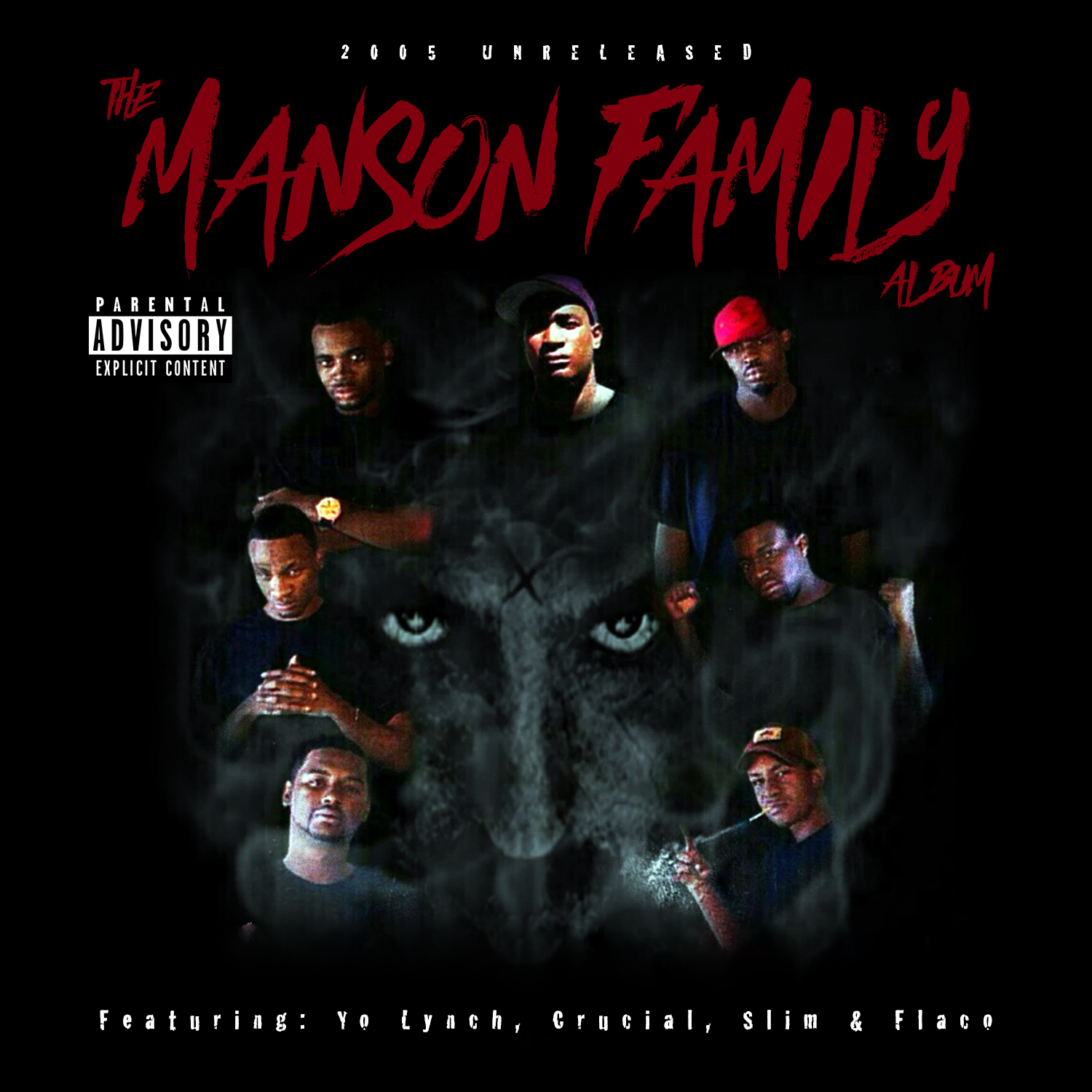 Manson Family - The Manson Family Album (2005 Unreleased)