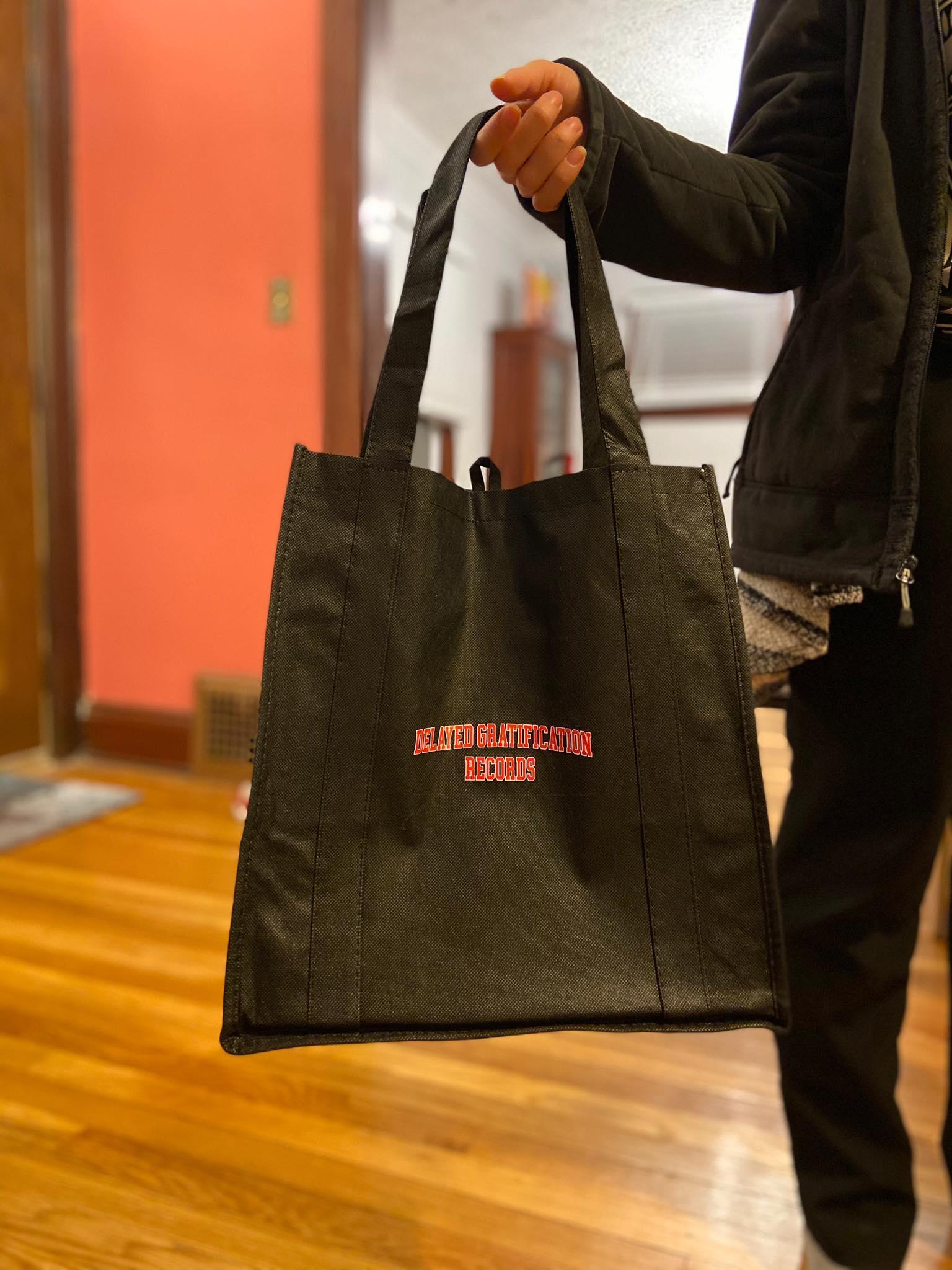 Varsity Reusable Grocery Bag