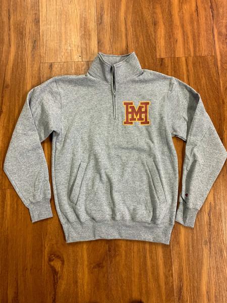 Hot Mulligan Merch - University Quarter Zip