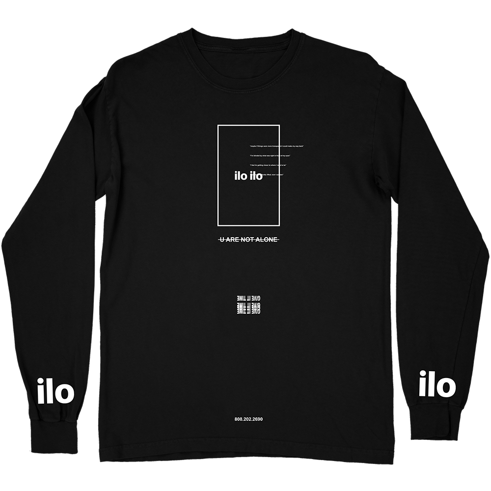 Give It Time Long Sleeve