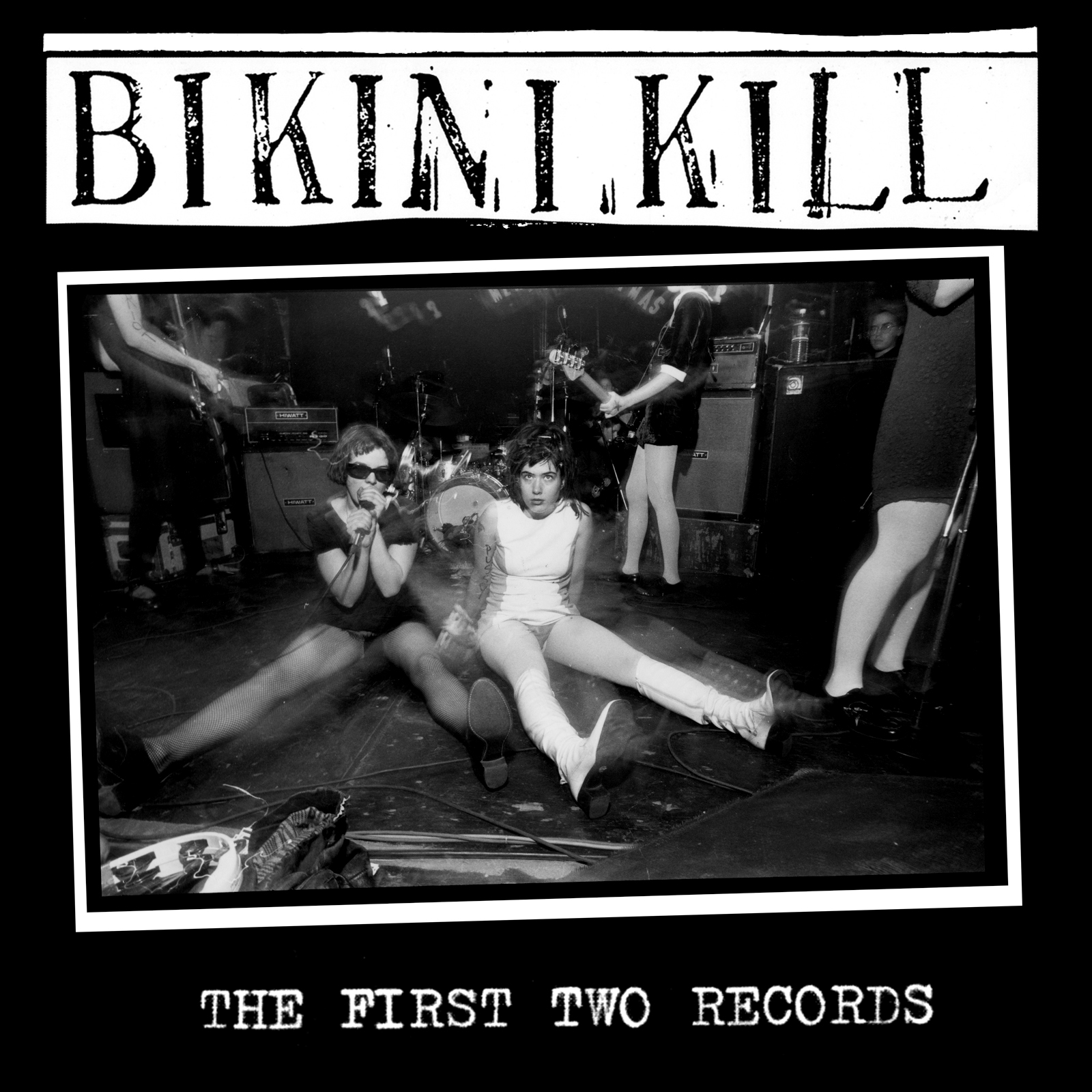 The First Two Records
