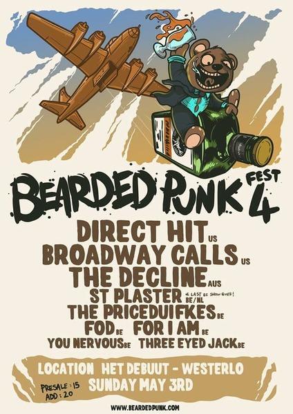 Bearded Punk Fest IV