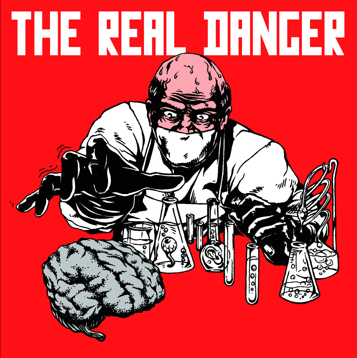 The Real Danger ‎– The Real Danger