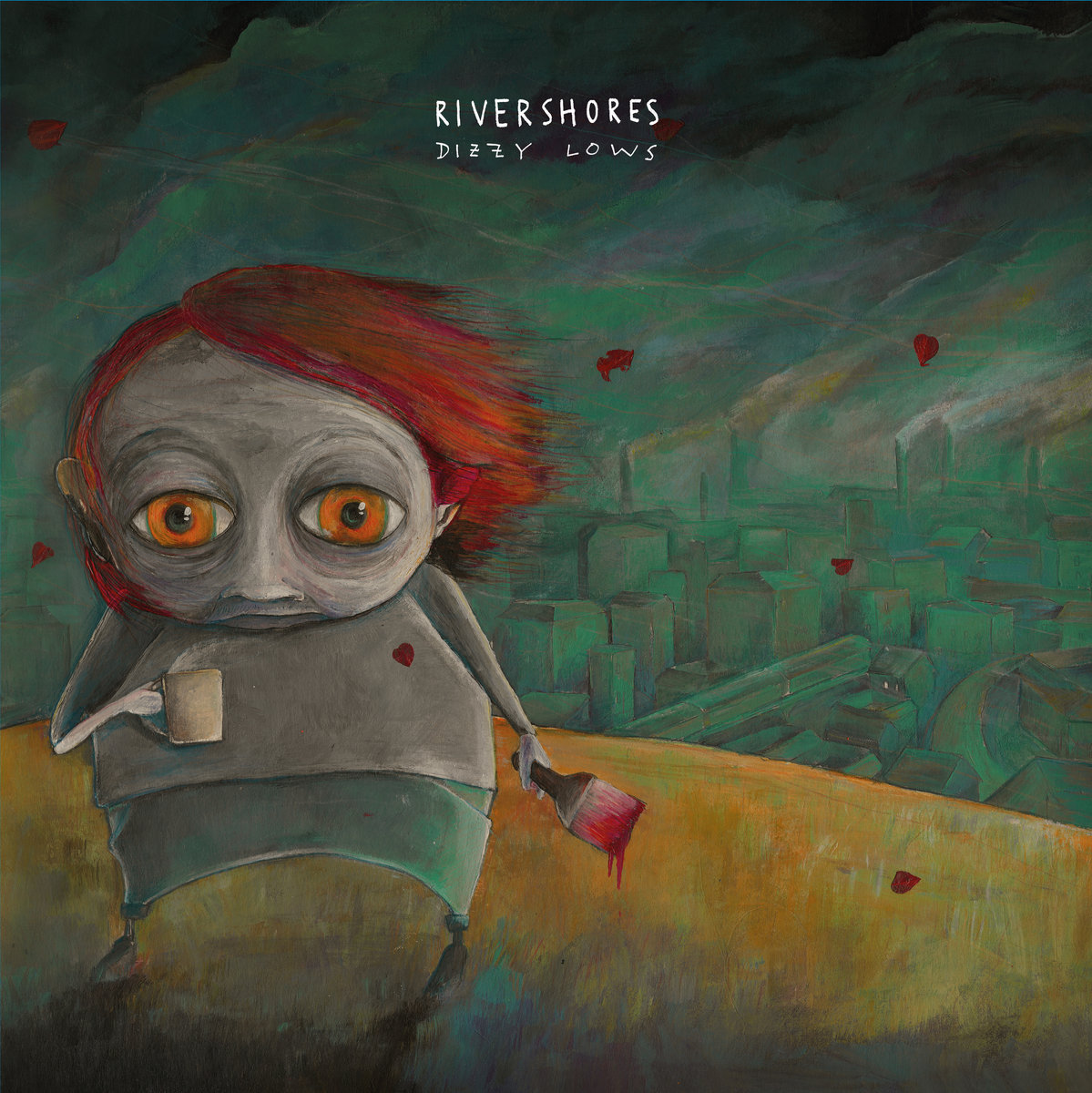 Rivershores - Dizzy Lows