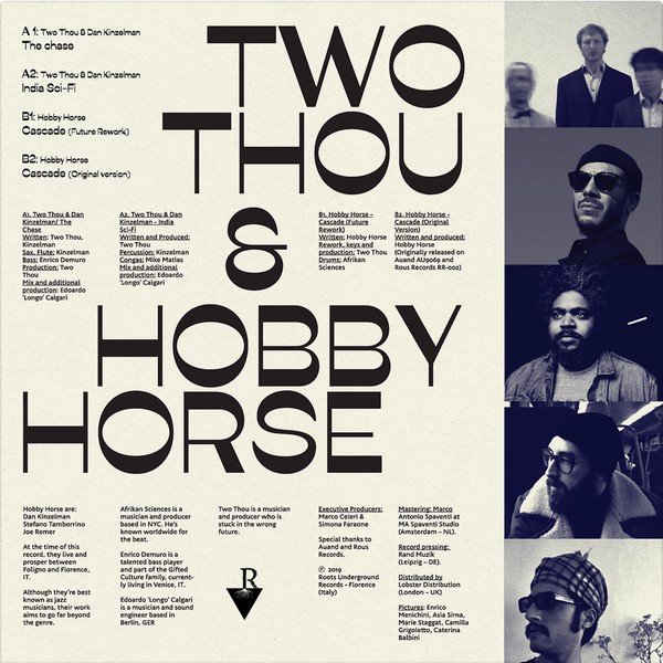 Two Thou, Hobby Horse – Two Thou & Hobby Horse (Roots Underground)
