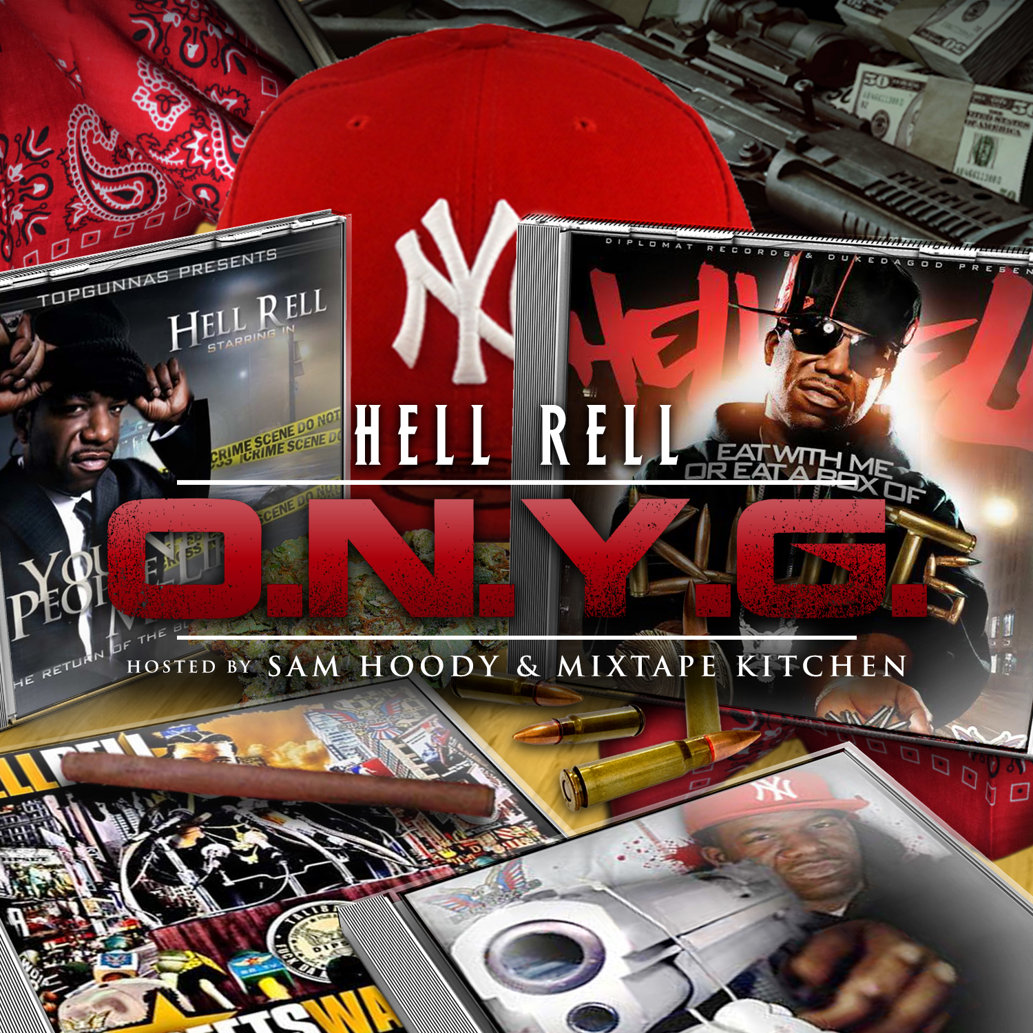 Hell Rell - O.N.Y.G.