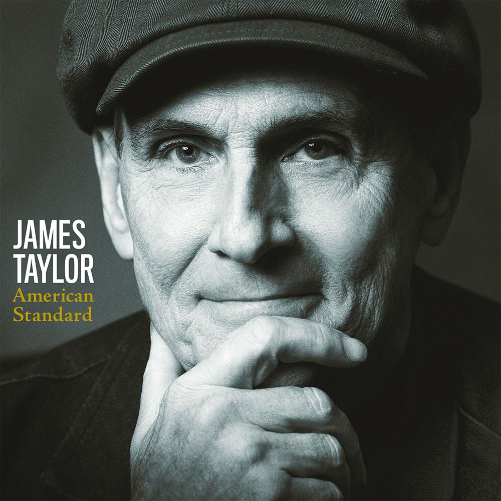 "James Taylor ""American Standard'"""