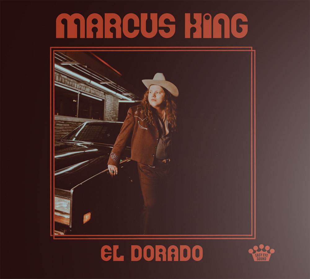 """Marcus King  """"El Dorado'"""""""