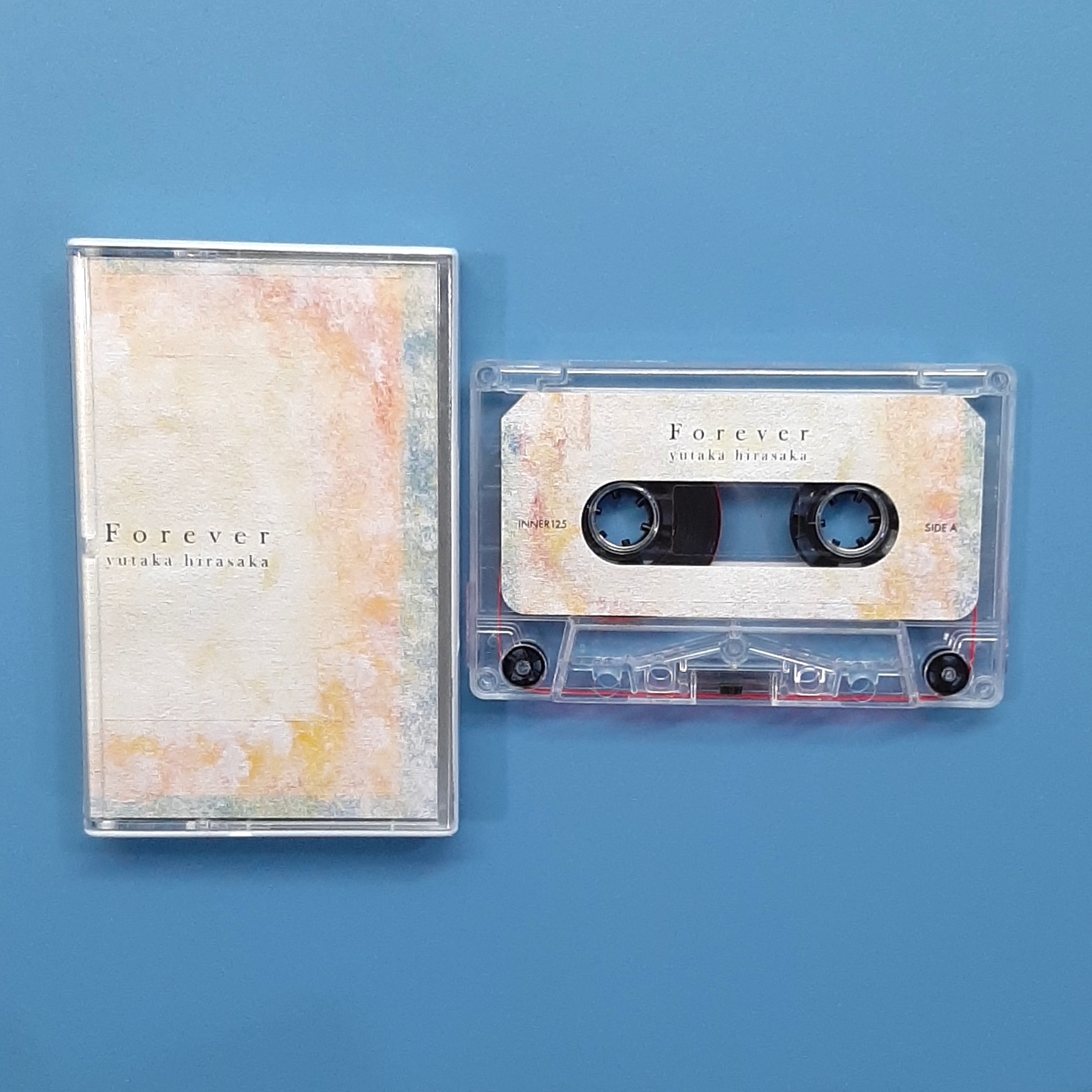 [SOLD] yutaka hirasaka - Forever (Inner Ocean Records)