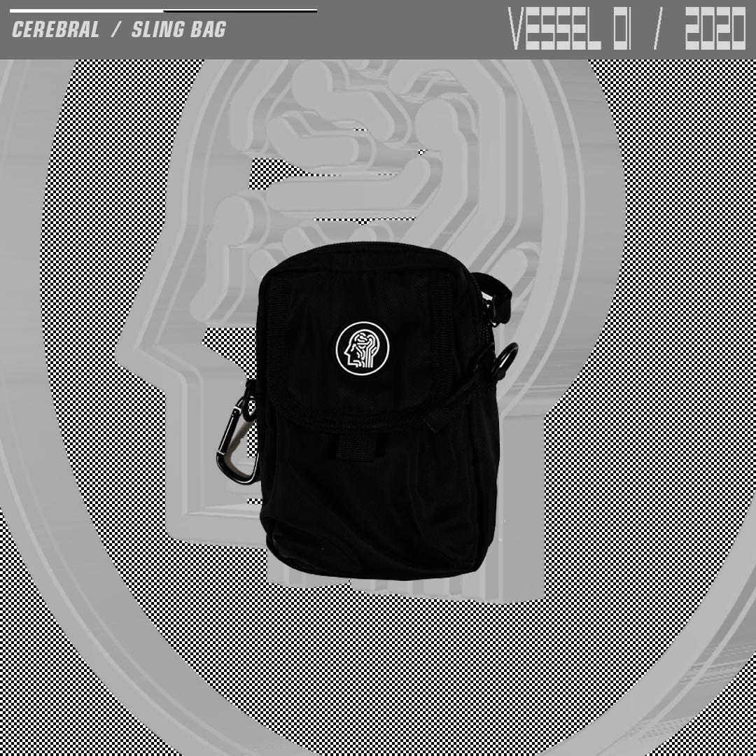 CEREBRAL / SLING BAG 01