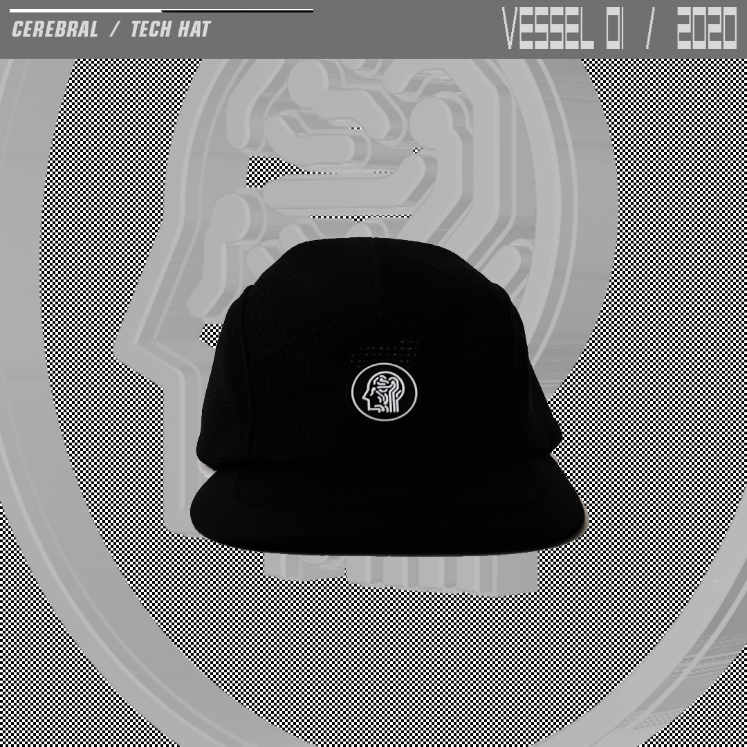 CEREBRAL / TECH HAT 01