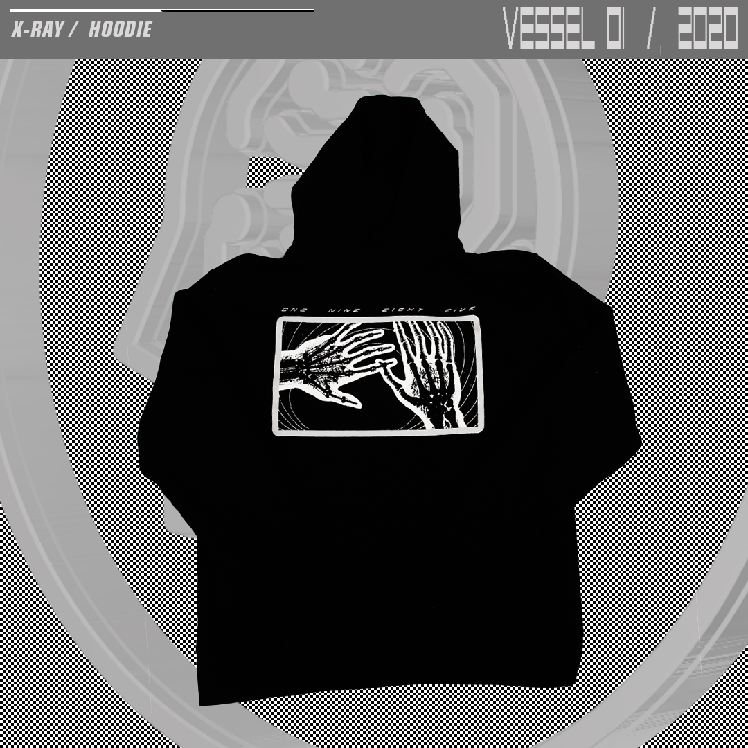X-RAY / HOODIE