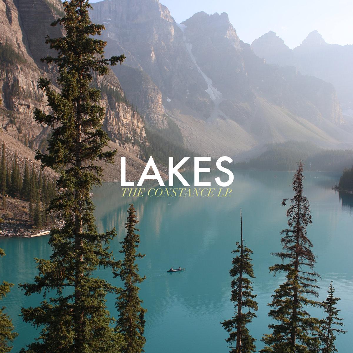 Lakes - The Constance LP