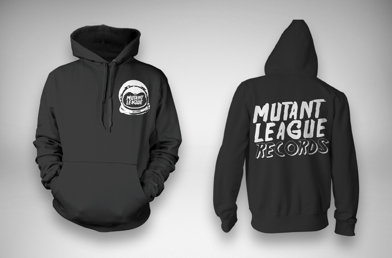 Mutant League Logo Hoodie
