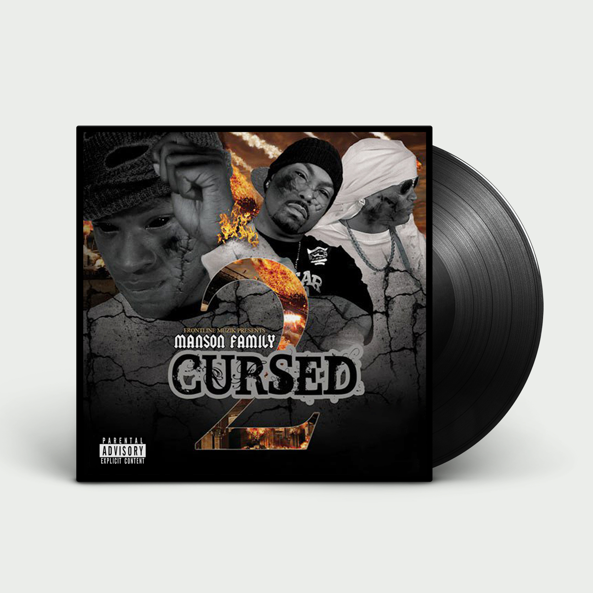 Manson Family - Cursed 2 (Vinyl)