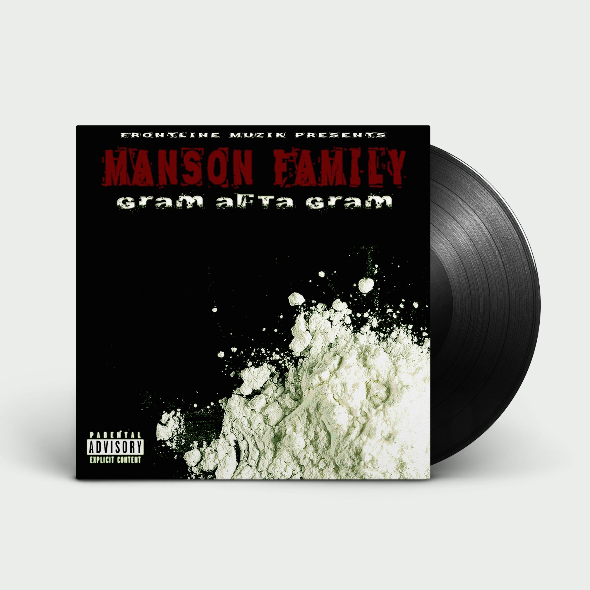 Manson Family - Gram Afta Gram (Vinyl)