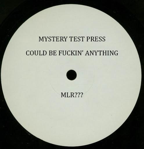 Mystery Vinyl Test Press