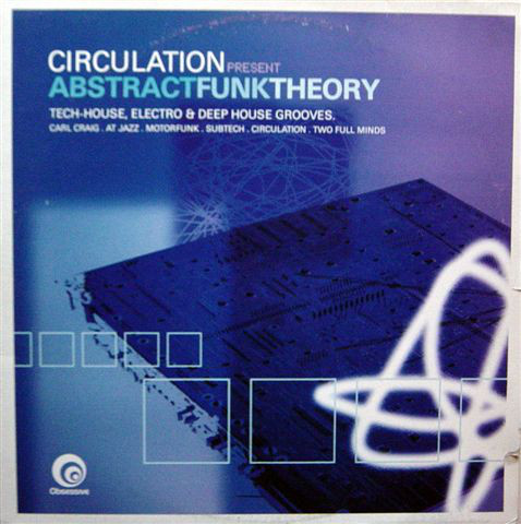 Circulation ‎– Abstract Funk Theory 3 x 12