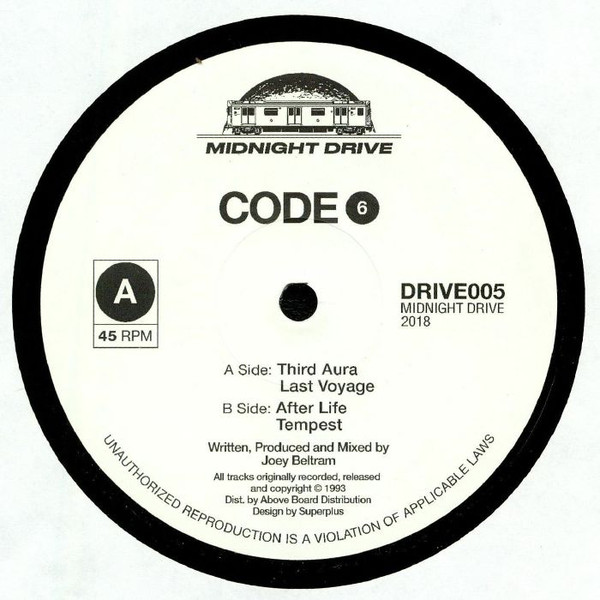 Code 6 – Untitled (Midnight Drive)