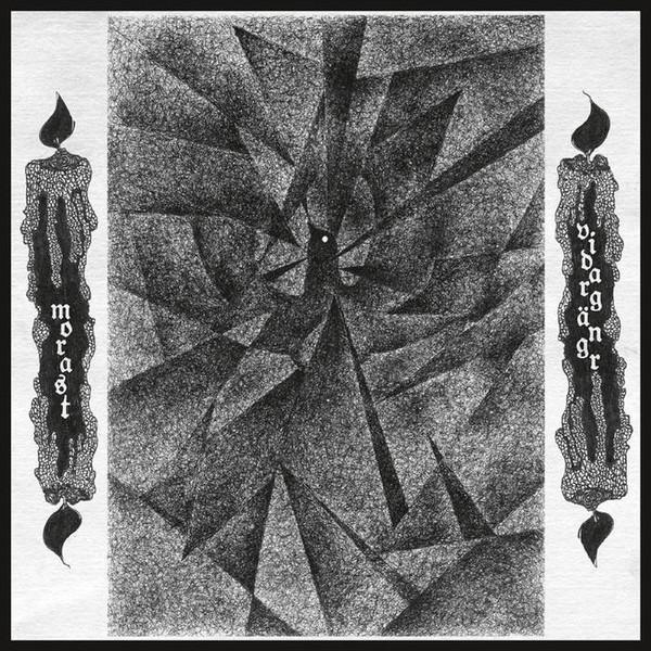 MORAST / VIDARGÄNGR - Shards / Daggerlike