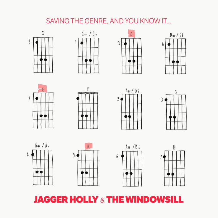 Jagger Holly + The Windowsill - Saving The Genre, And you know it​ - SPLIT