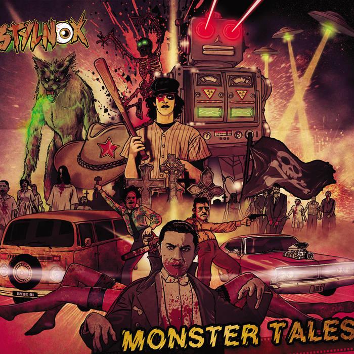 Stylnox - Monster Tales
