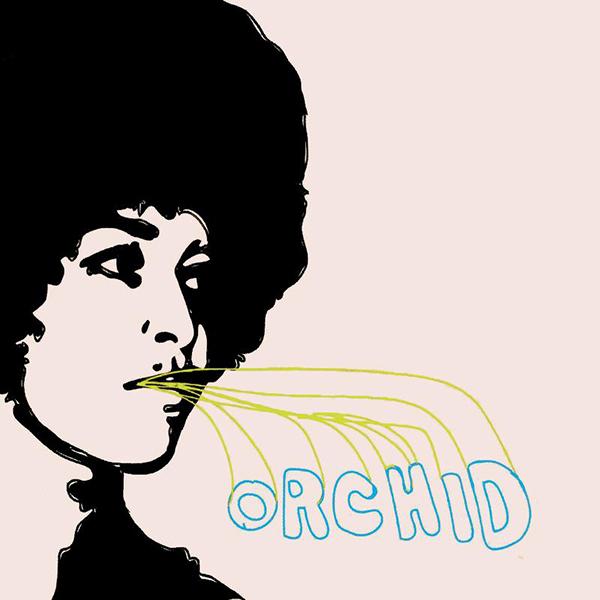 Orchid - S/T LP