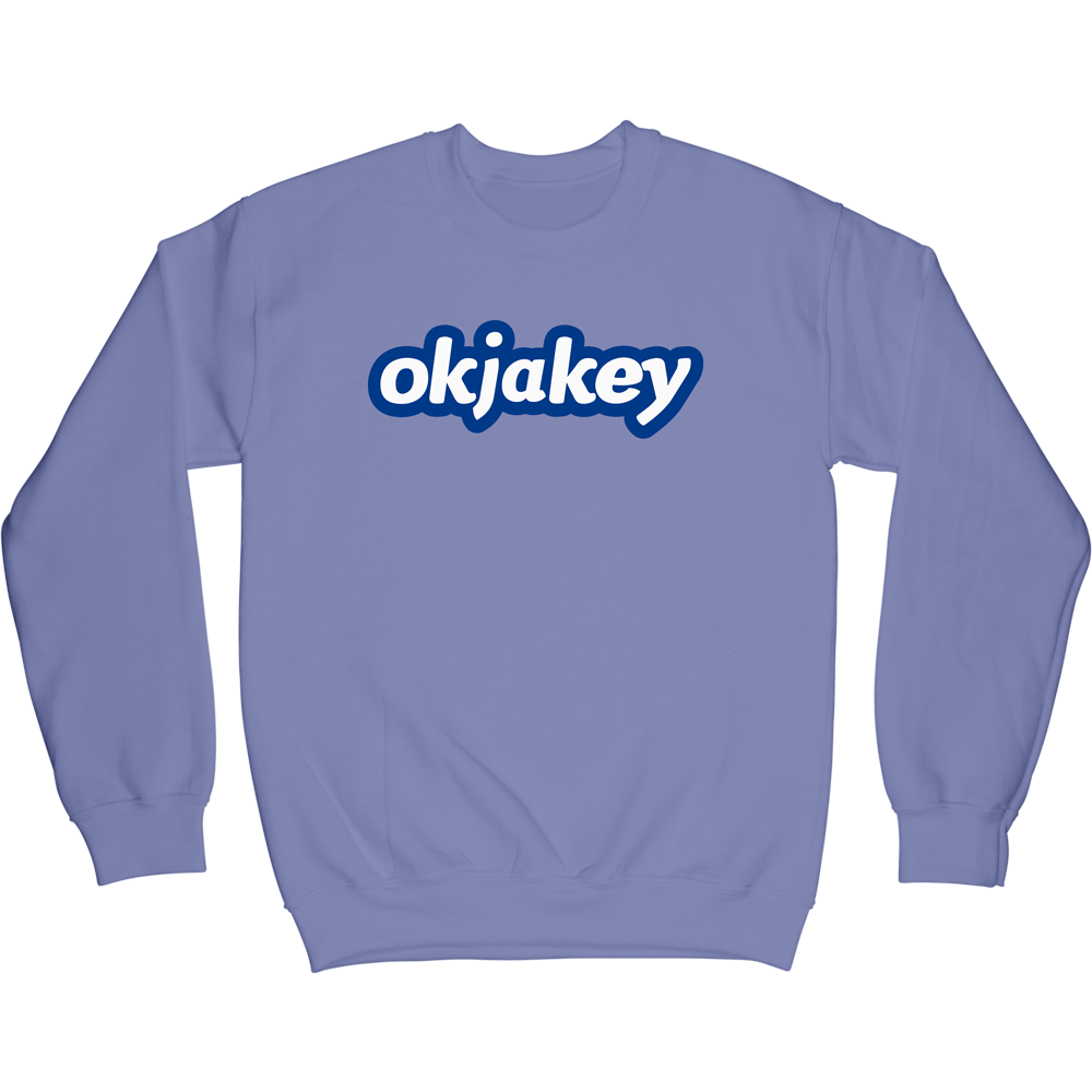 OKJAKEY Crewneck - Purple