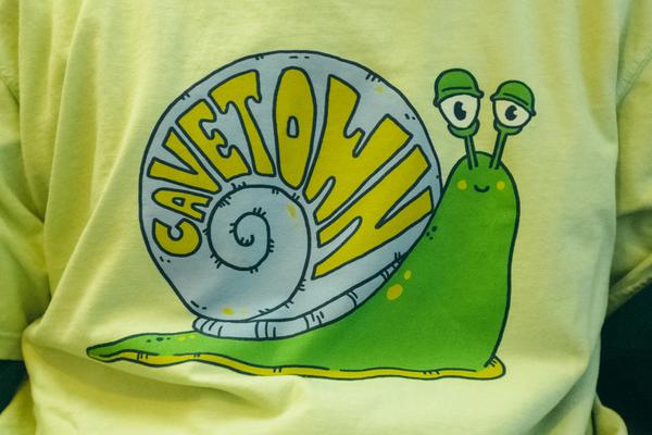 Snail Tee