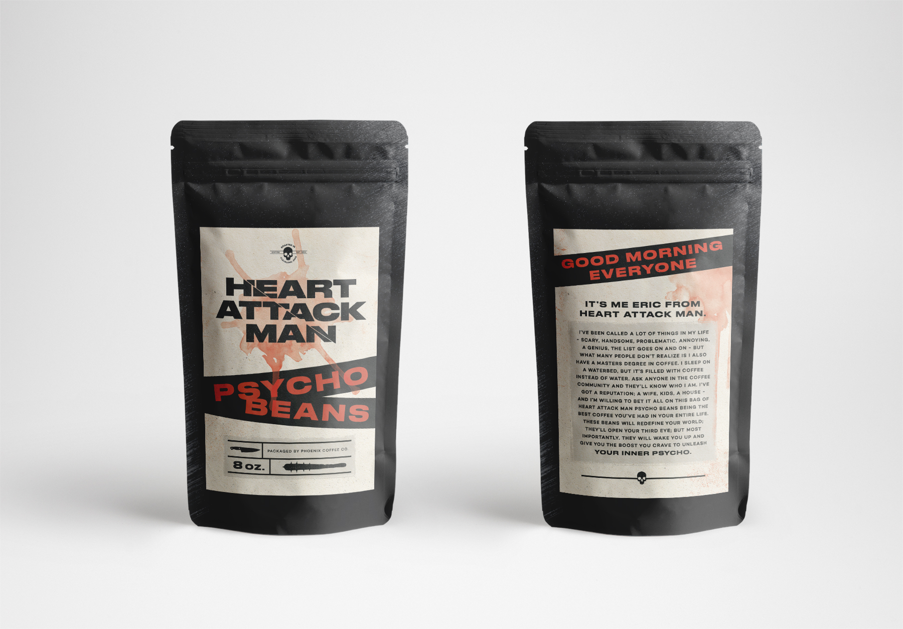 Psycho Beans Coffee