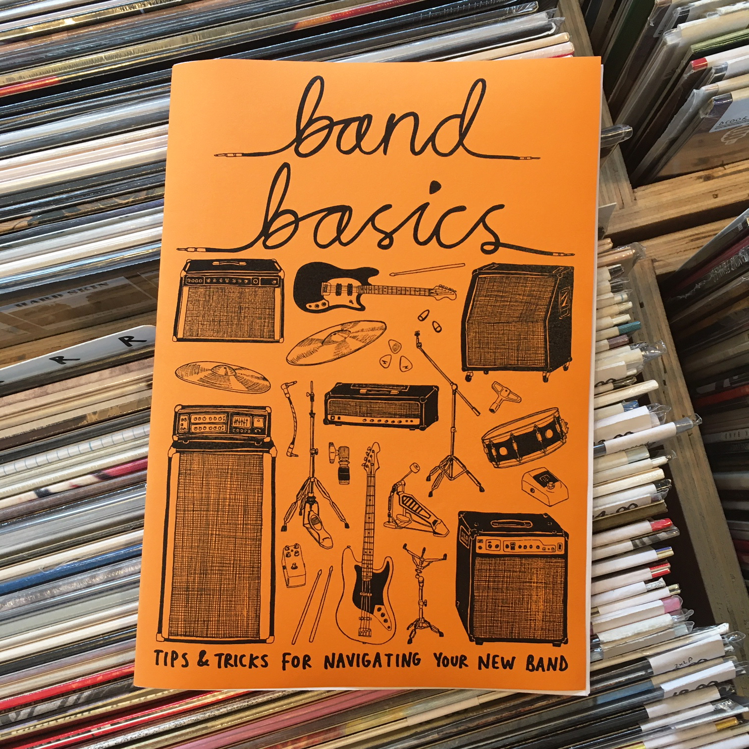 Band Basics: Tips & Tricks for Navigating Your New Band