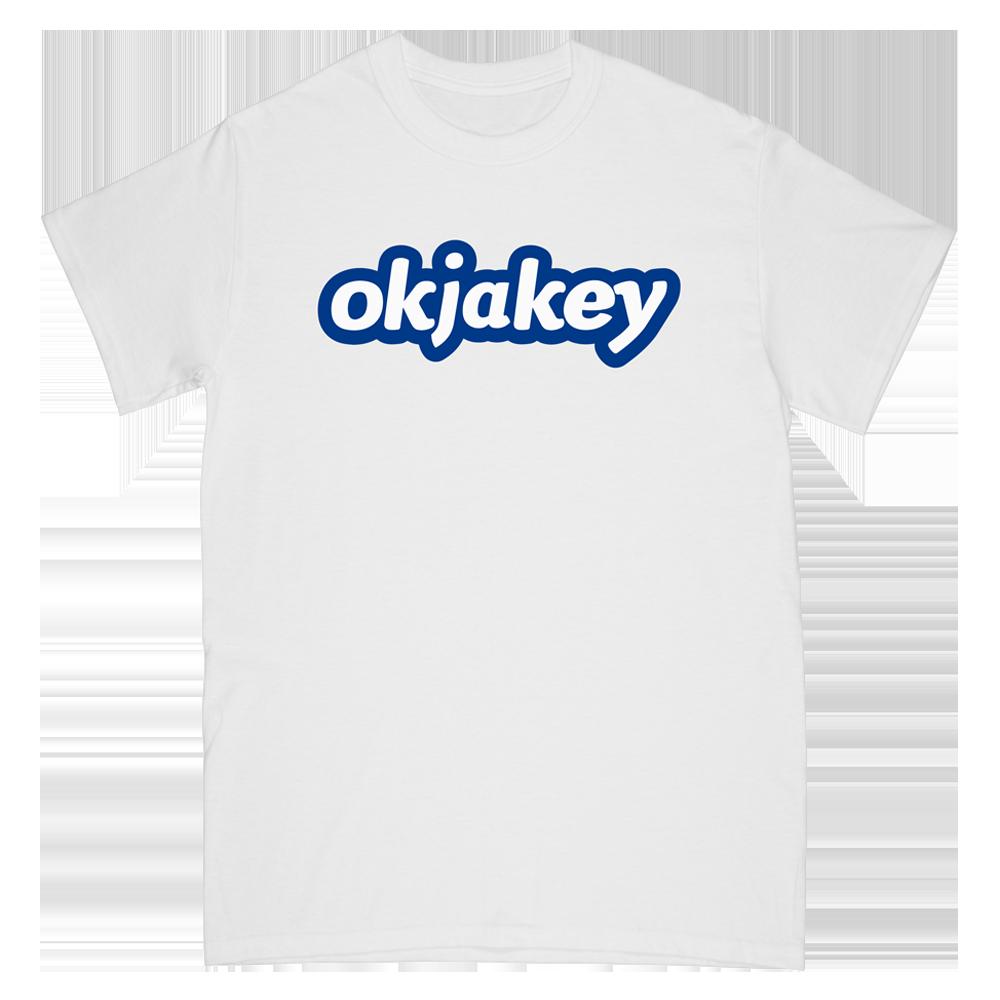 OKJAKEY Tee - White