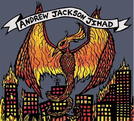ANDREW JACKSON JIHAD Sticker