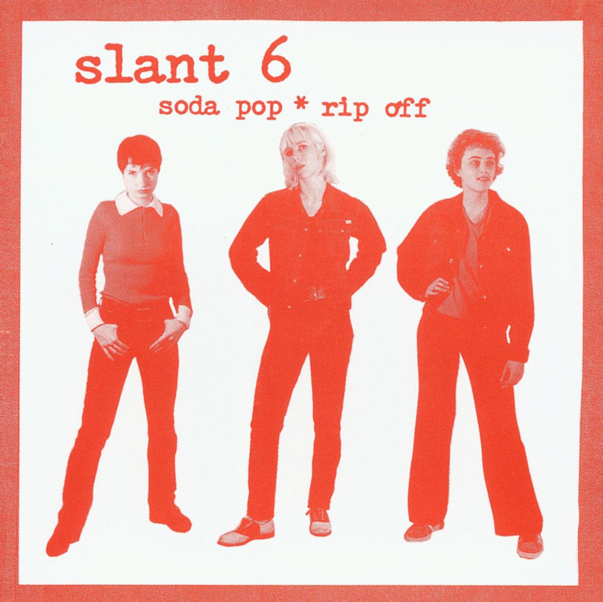 Slant 6 - Soda Pop*Rip Off LP