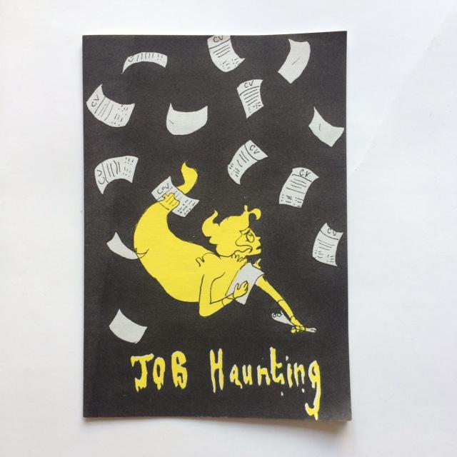 Job Haunting
